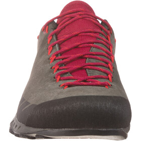 La Sportiva TX2 Leather Kengät Naiset, carbon/beet